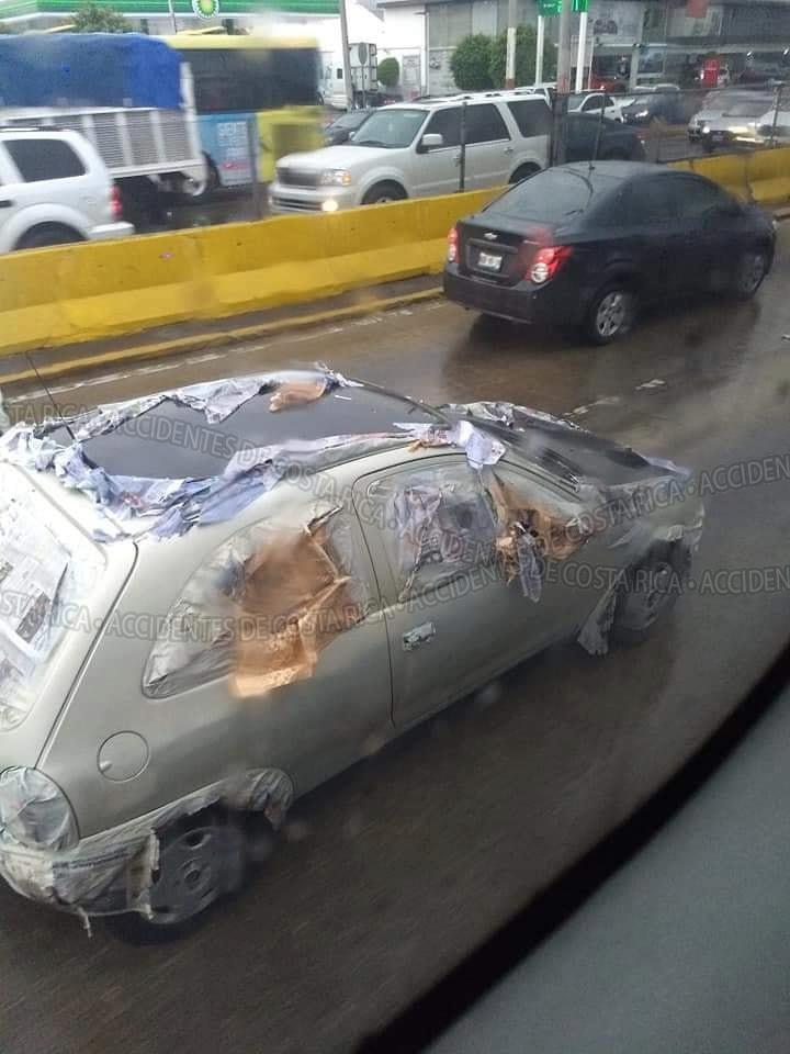 """Waterproofing"" your car in Costa Rica"
