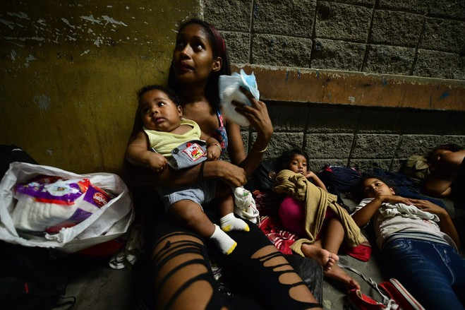 Honduras's Leader Struggles With Ills That Drive Migration