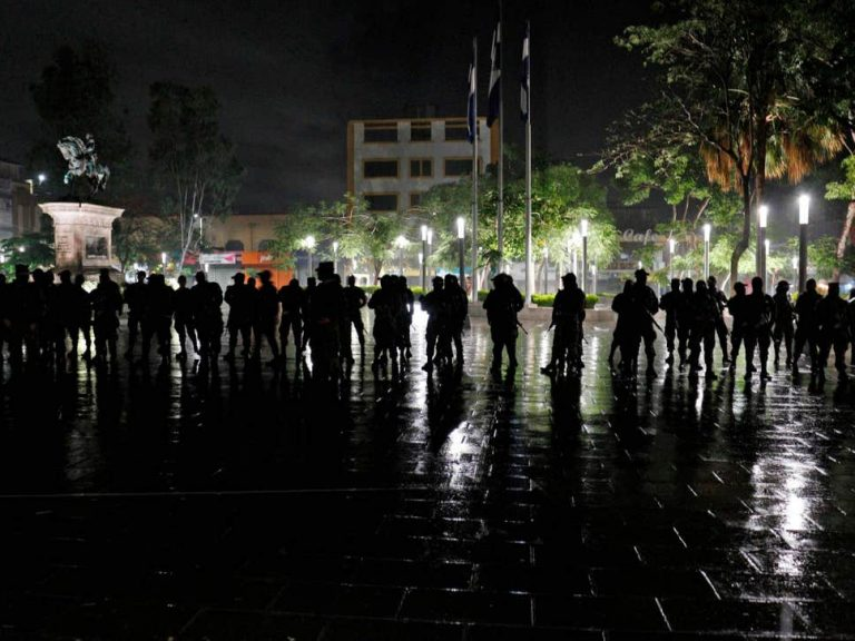 El Salvador's new president celebrates country's first day without a murder for two years