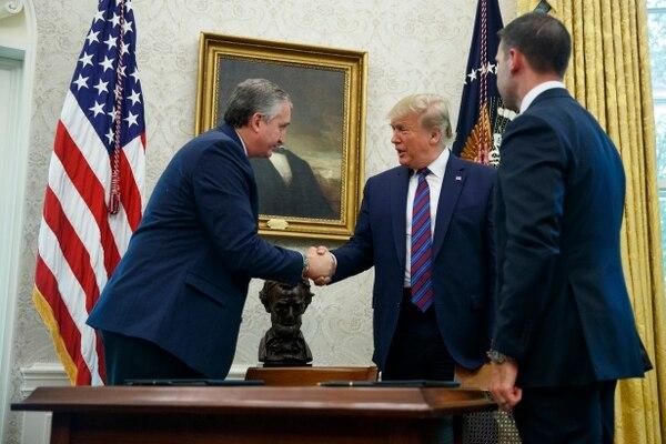U.S. denies requesting Costa Rica immigration pact