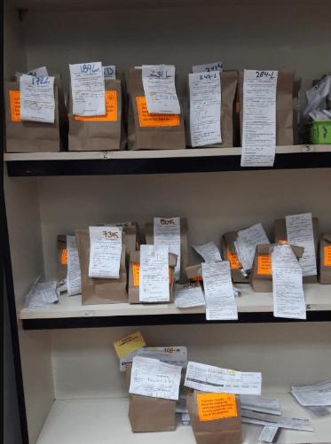 Caja Pharmacies Now Using Paper Bags For Prescription Medicines
