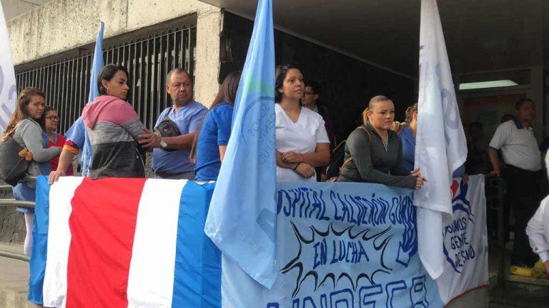 Talks To Avert CCSS Failed: Public Health Sector Strike Begins!