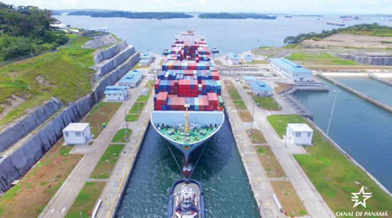 Panama says canal operating normally; no ships detained