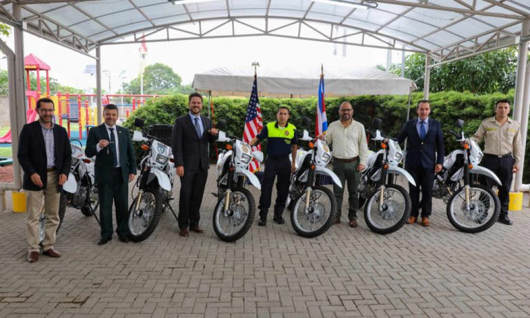 3 Municipalities Have New Motorcycles