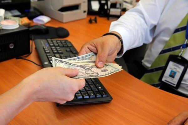 Dollar Exchange Increases