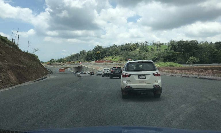 """""""An Endless Road"""": MOPT Proposes To Finish The Road San Carlos by 2025"""