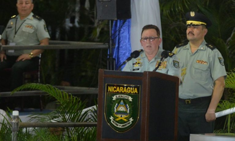 Nicaraguan Army In Line With Ortega's Version Of An Attempted Coup