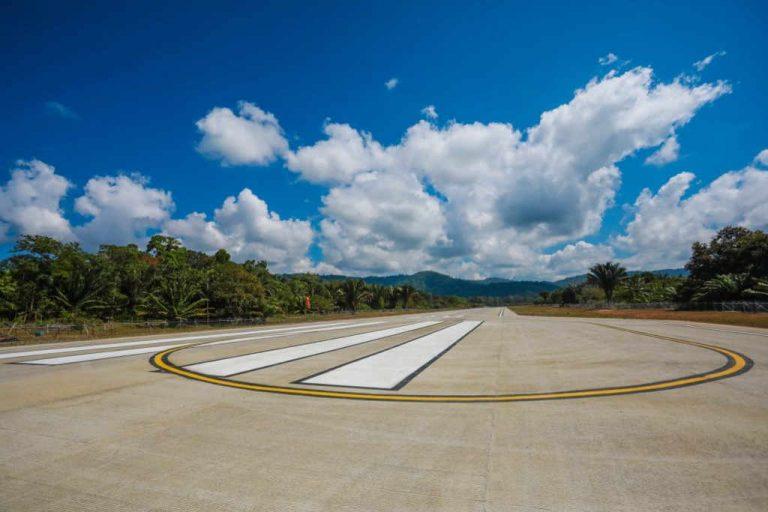 New 'aerodromo' triggers visitation to Drake Bay