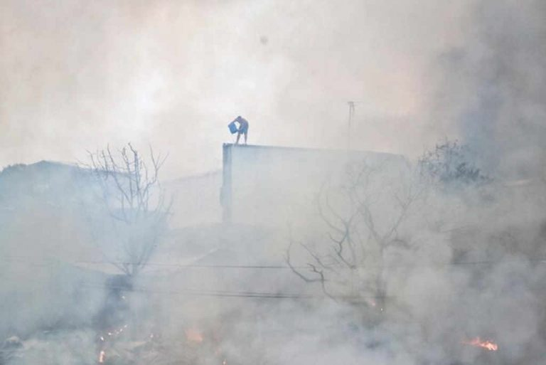 Inferno In San Jose Leaves 40 Families With Nothing (Photos)