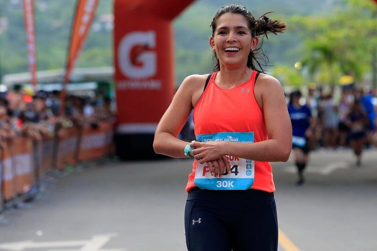 Natalia Suárez Wins Flamingo 30km Run