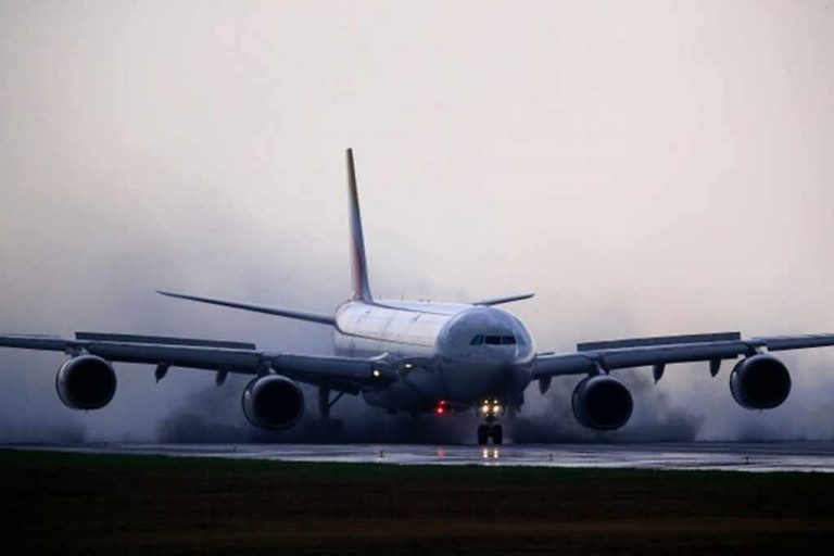 Breakdowns In Equipment Complicate Bad Weather Landings At San Jose Airport