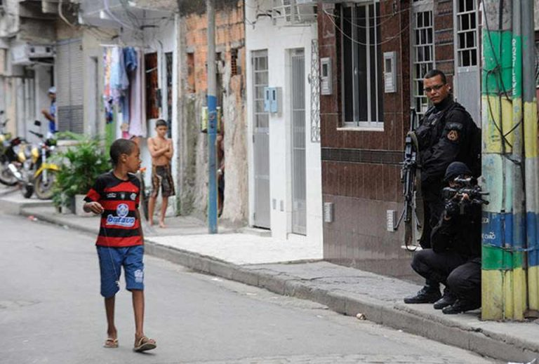 Brazil: The dangers of being young and Black