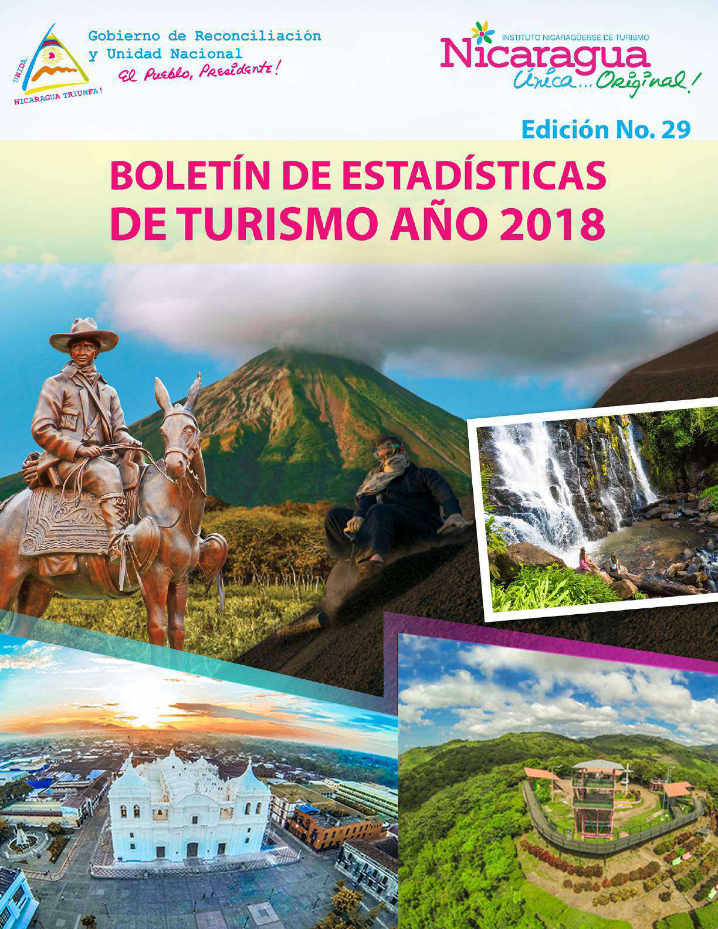 Nicaragua Tourist Arrivals Fall 28%