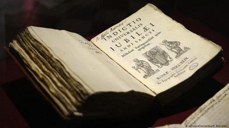 Name Change To Make Vatican's Archives No Longer 'Secret'