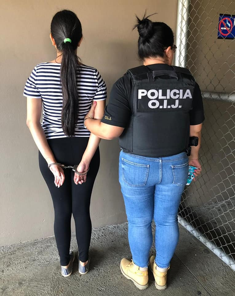 Woman Cloned Customer Cards in Alajuela