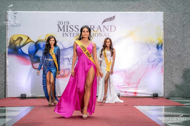 Brenda Castro: the Miss Costa Rica who wanted (will be?) to be queen again