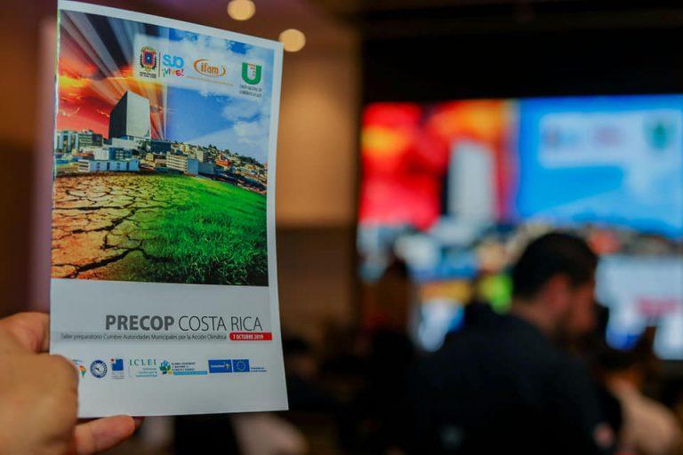 Costa Rica Hosts PreCOP25