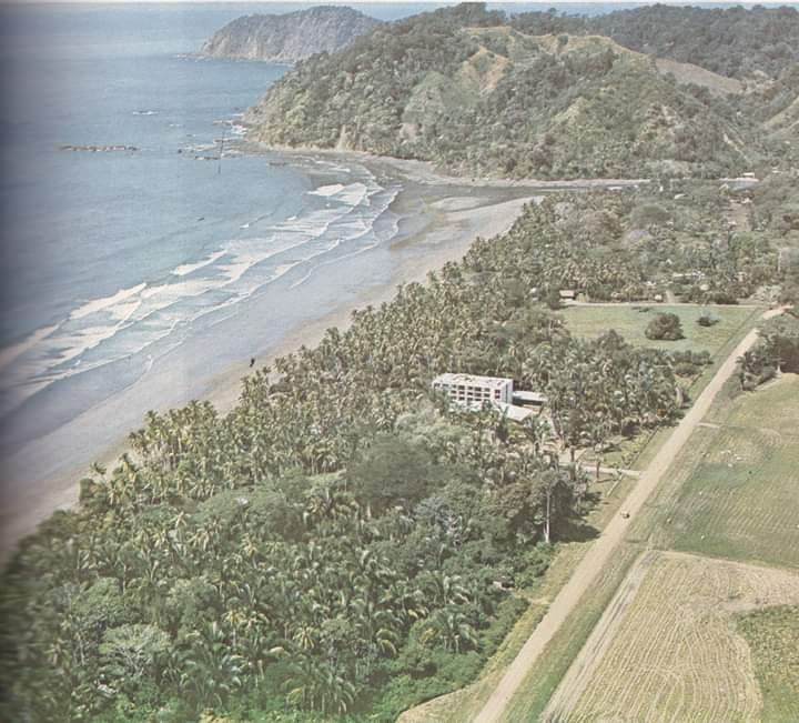 Playa Jacó 1981