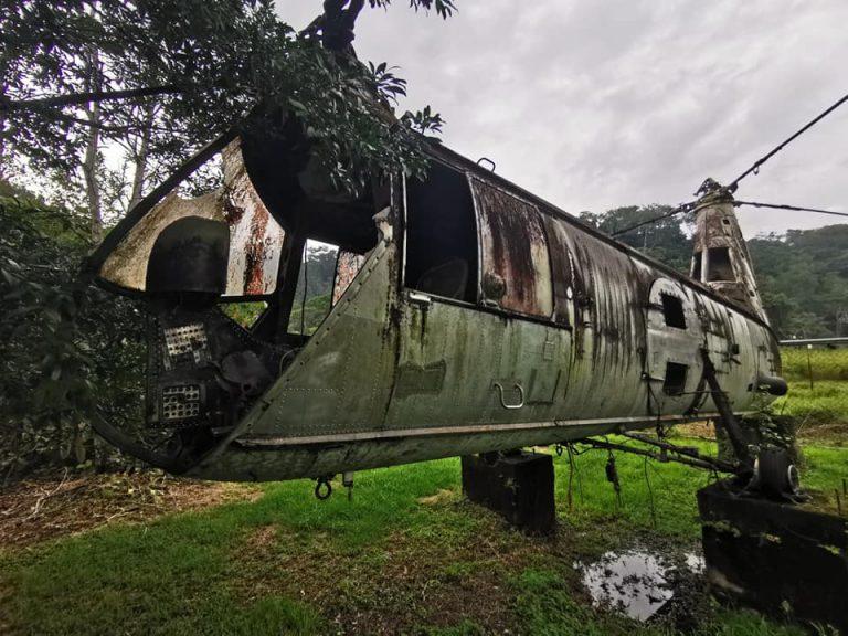 The Rincon de Osa Helicopter (Photos)