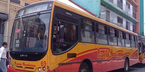 Heredia Bus Terminal Planned