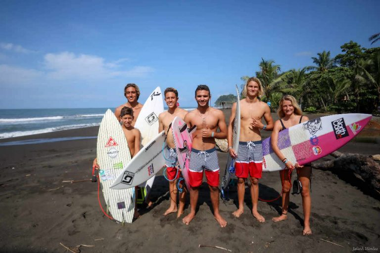 Costa Rica celebrates National Surf Day and Declares It Of Public Interest