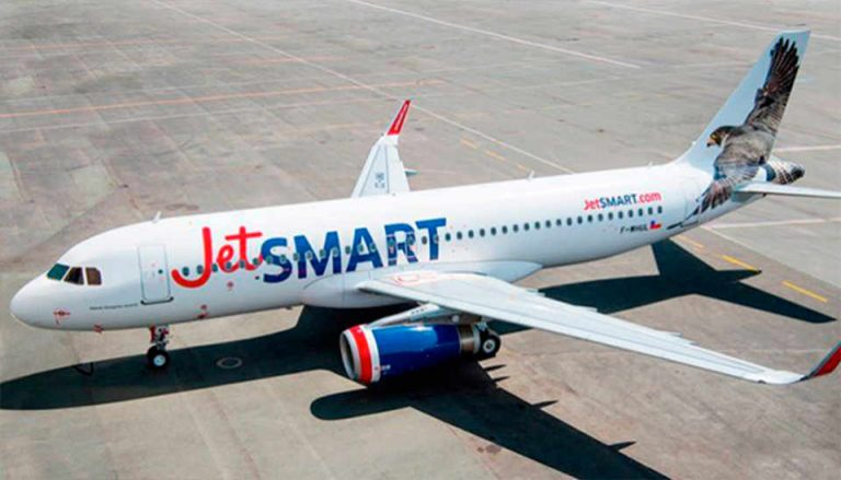 JetSMART Adds Colombia
