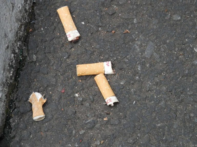 Opinion: Cigarette Butts are Garbage Too!