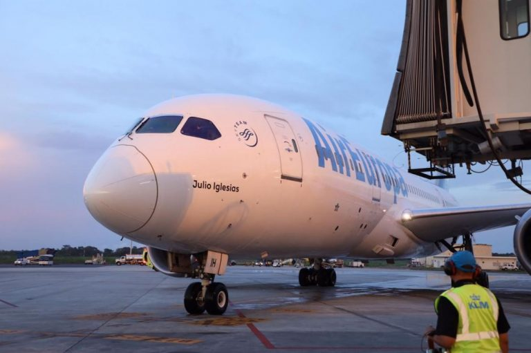Air Europa Looking To Costa Rica in 2020