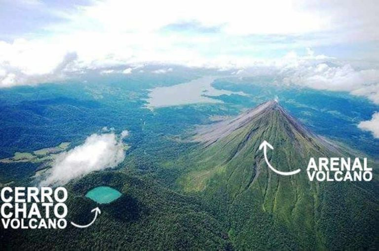 360° Photo of Volcano Arenal