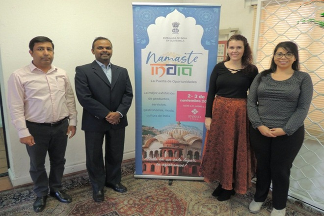 Namaste India, All About Business In Guatemala