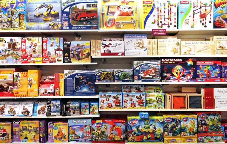 Costa Rica Toy Shops Maintain 2018 Prices