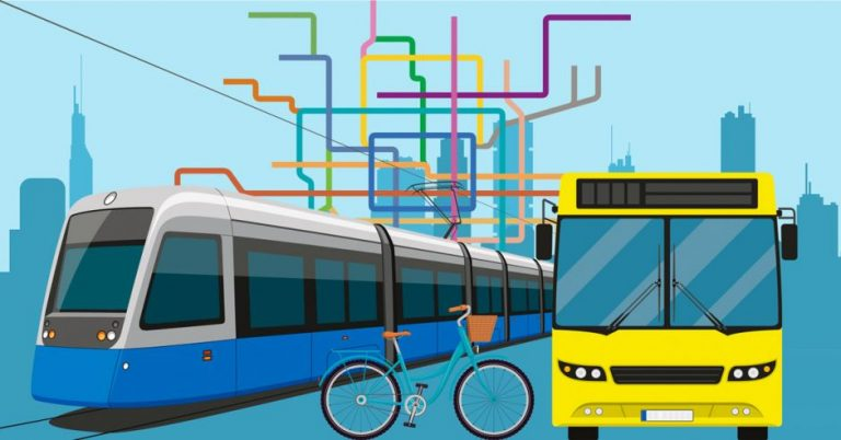 Intermodality in public transport begins to take shape