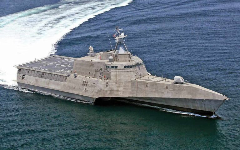 USS Cincinnati Makes Port In Costa Rica