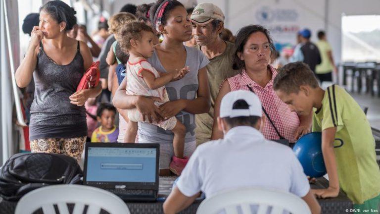 Venezuelan exodus at 4 million since 2015