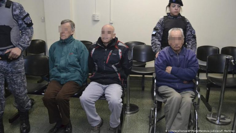 Argentina: Priests given 40-year sentences for sexual abuse