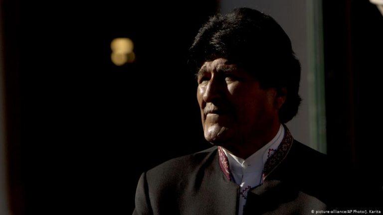 Evo Morales Calls It Quits, Bolivians Celebrate