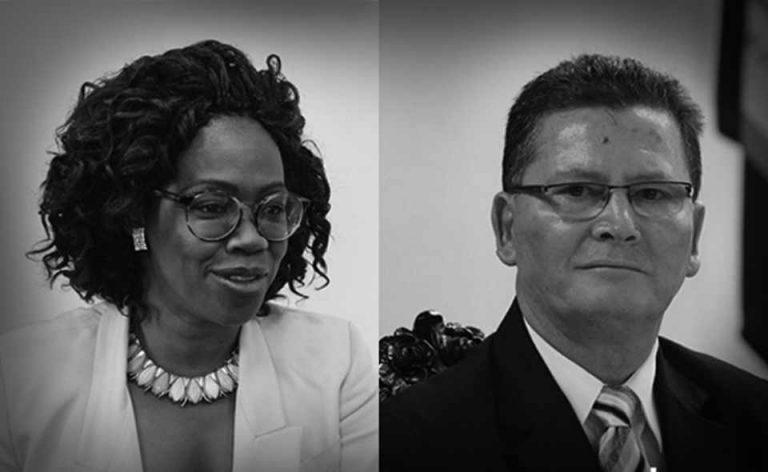 Legislators Question President Alvarado: What do your two vice presidents do?