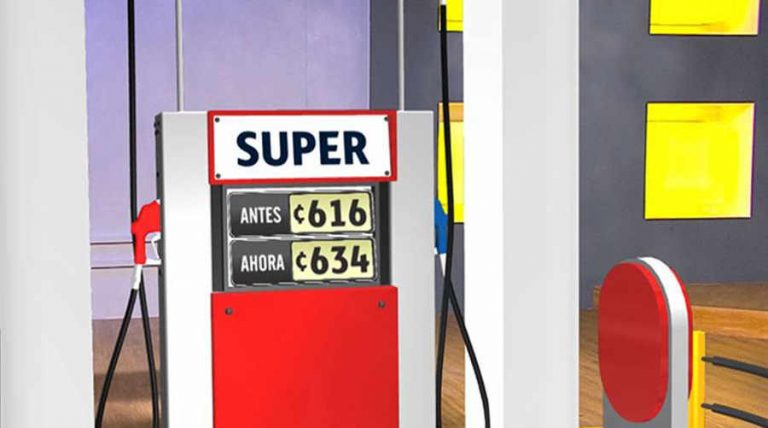 Fuels More Expensive This Tuesday Morning