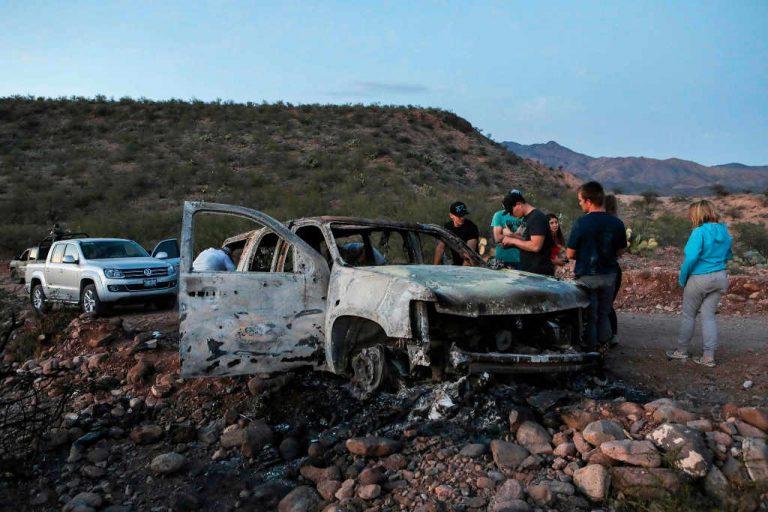 Mexico Gunmen Kill US Mormon Family