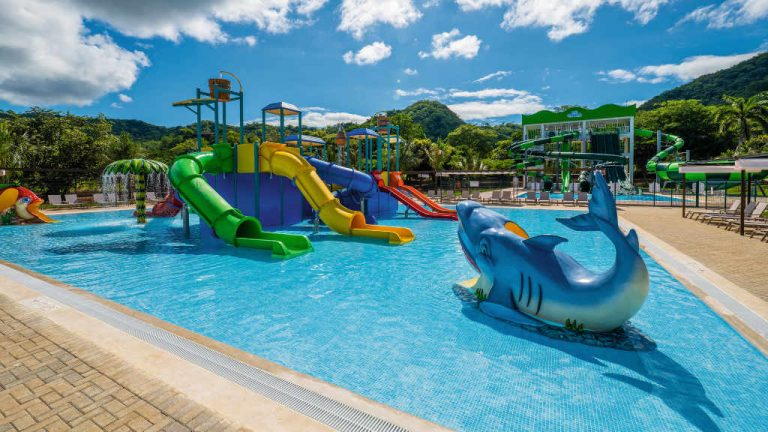 RIU opens new 'Splash Water World' water park in Costa Rica