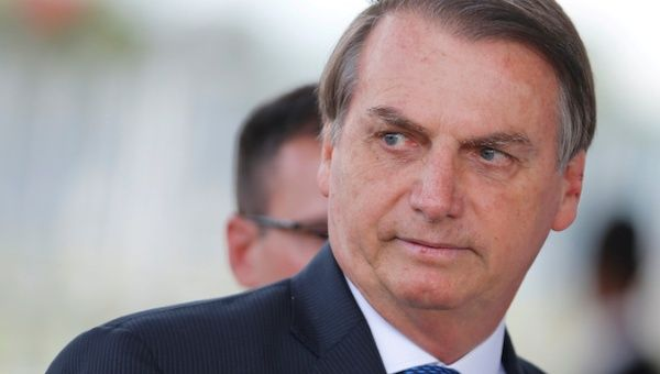 Brazil Poll Shows Growing Rejection of Bolsonaro