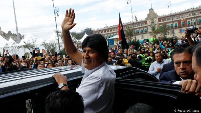 Bolivia: 'Overwhelming' evidence of vote rigging