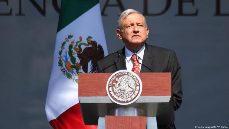 Mexican President says Bolivia's leader Morales was a 'victim of a coup'