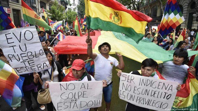 Opinion: Latin America's upheaval tips towards chaos