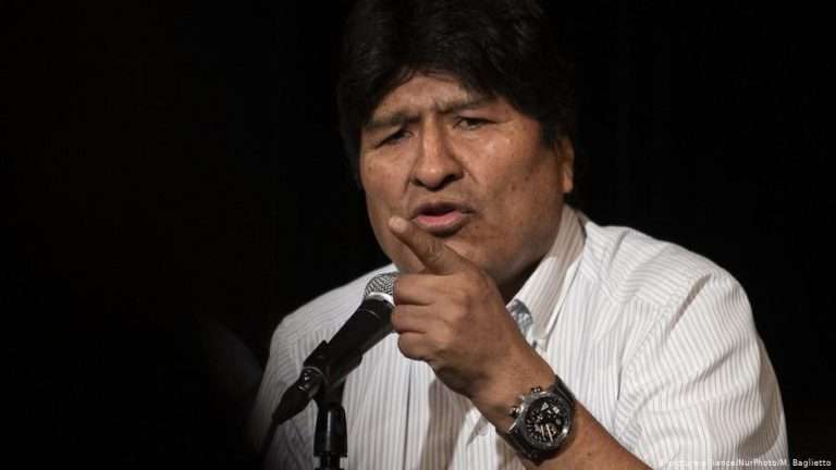 Evo Morales aims to shape Bolivian politics from Argentinian exile
