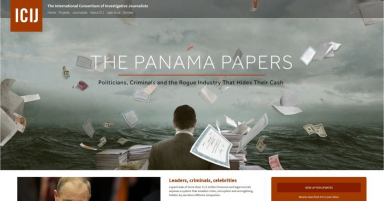 Panama Papers  money laundering hearing stalled