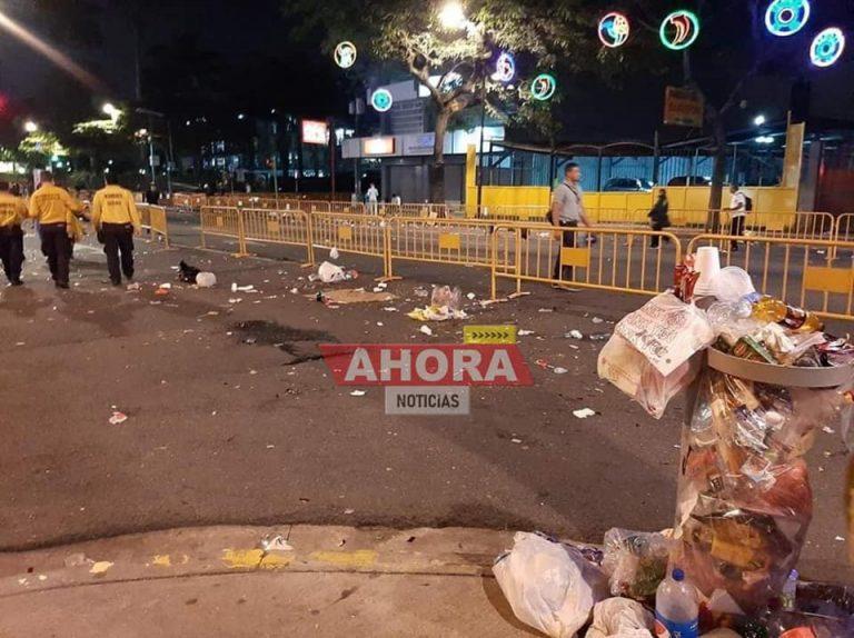 After the Festival de la Luz…