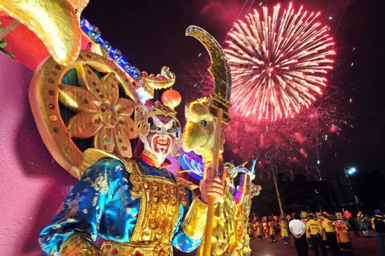 For the second consecutive year no Festival of Light, Carnaval or Tope