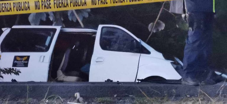 U.S. Mother, Son Killed Crash On Way To Liberia Airport; Father Out Of Hospital