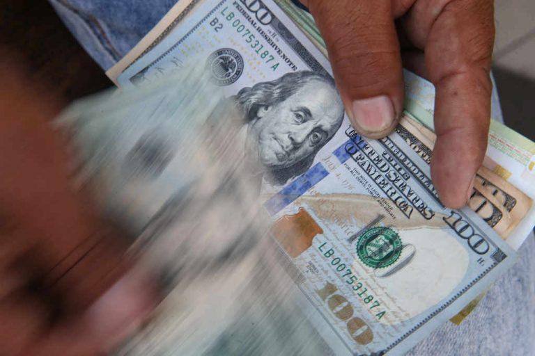 Drug Trafficking and Money Laundering Fuel Venezuela's Dollarization